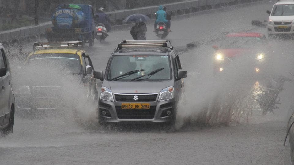 Torrential Rains Sweep Mumbai, Residents Told To Stay Indoors