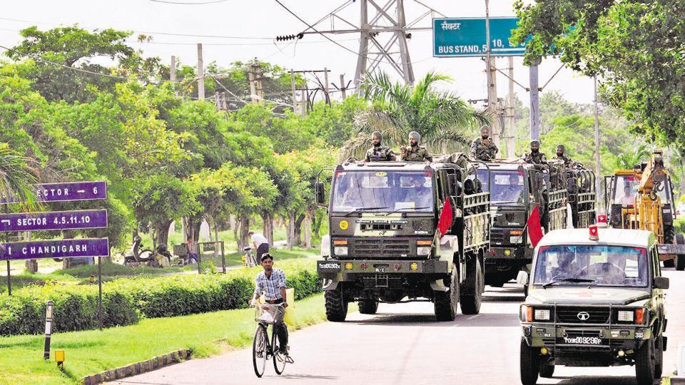 Dera violence,Panchkula violence,Dera Sacha Sauda