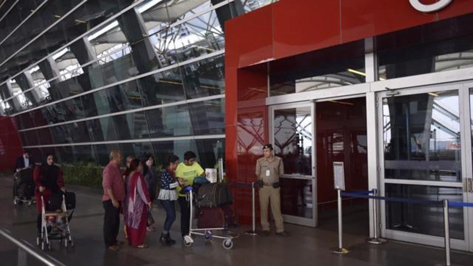 Delhi news,Delhi airport,Autism