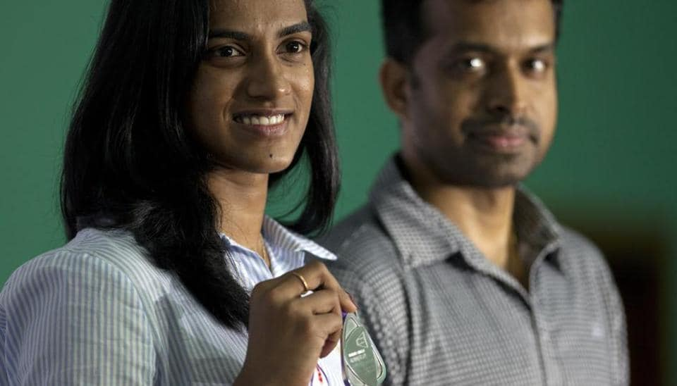 PV Sindhu,Pullela Gopichand,Saina Nehwal