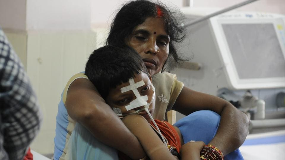 61 more children die in Gorakhpur's BRD Hospital in 72 hours