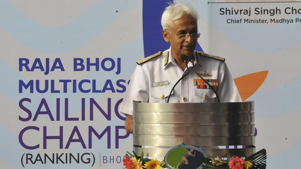 Navy chief, Admiral Sunil Lanba was responding to a question on the standoff on the sidelines of a seminar on Social Media and the Armed Forces.