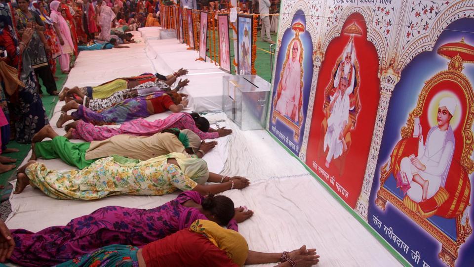godman,Gurmeet Ram Rahim Singh,cult