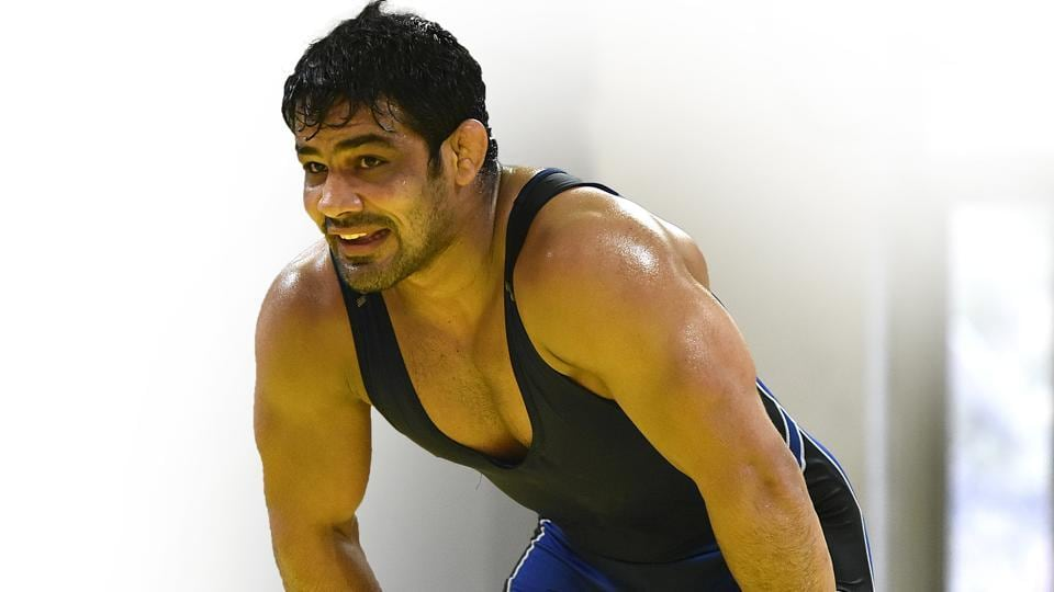 Sushil Kumar is a two-time Olympic medallist in wrestling.