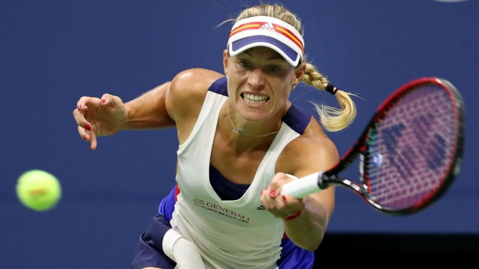 Angelique Kerber,US Open,Naomi Osaka