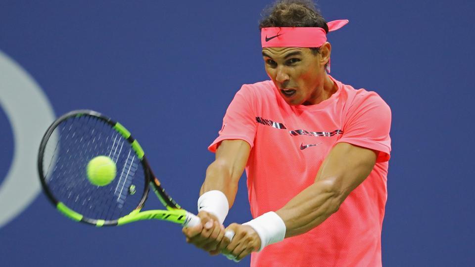 Rafael Nadal,Dusan Lajovic,US Open
