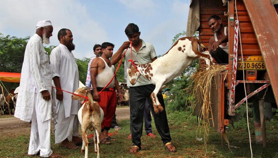 Eid ul Azha,Bakrid,Animal Scarifice
