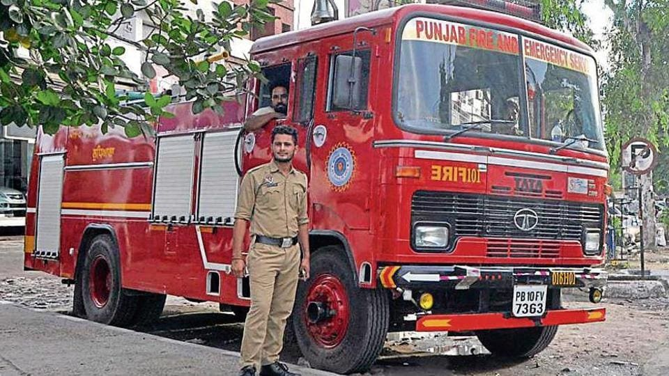 The fire department has claimed Rs 13 lakh for positioning its 13 fire tenders at sensitive points across Ludhiana for five days.