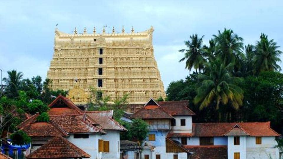 Padmanabhaswamy temple,Vault B,Thiruvananthapuram