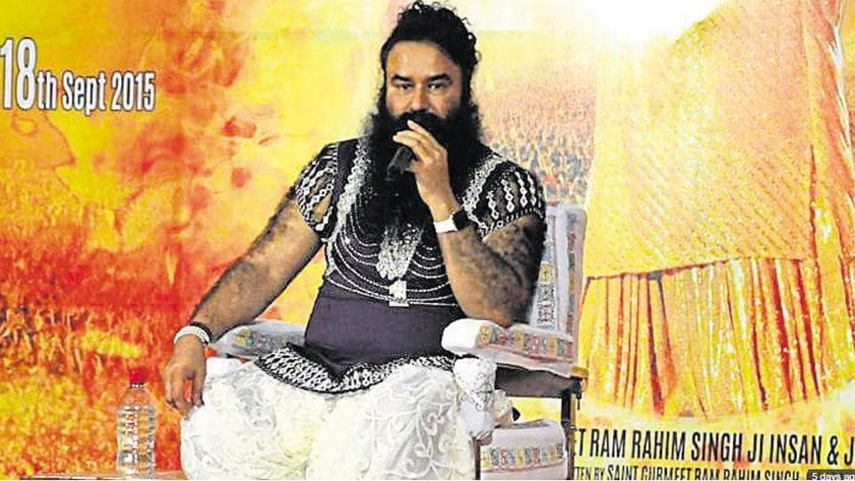 Ram Rahim is yet to be allotted a work.