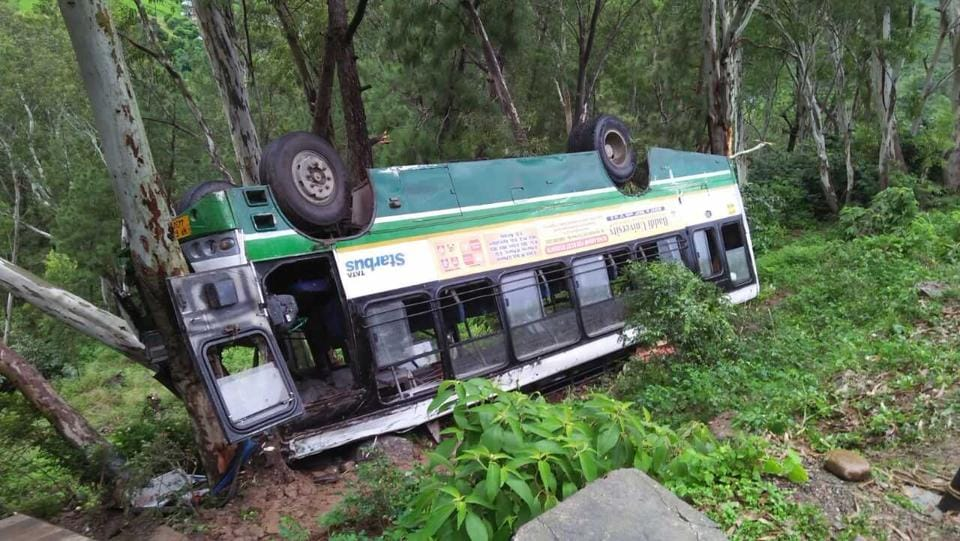 Himachal,Himachal accident,Chamba accident