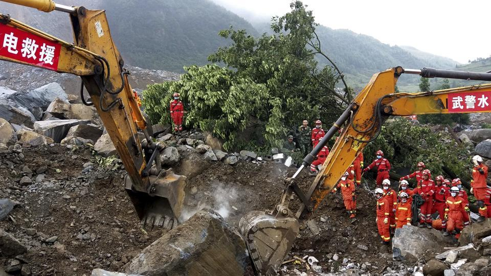 Guizhou,China,Landslide