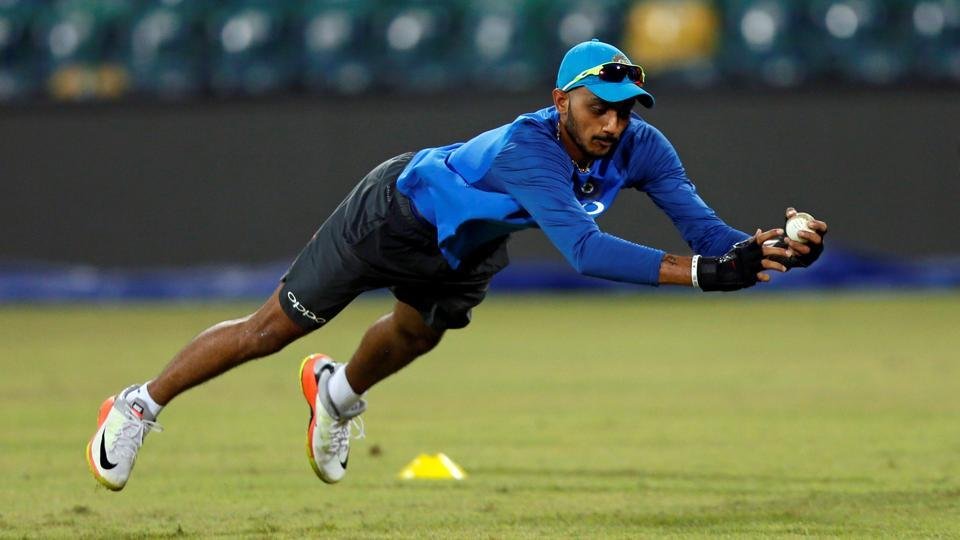 With five wickets in three games at an economy rate of 3.30, Axar Patel will look to continue his splendid form.  (REUTERS)