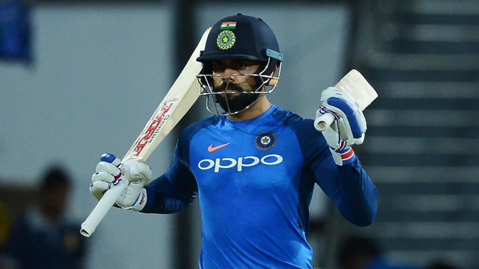 Virat Kohli got out cheaply in the last two ODIs against Sri Lanka in Pallekele.  (AFP)