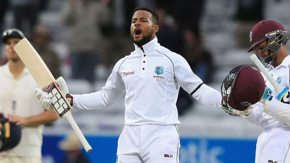 Shai Hope's century in both innings helped West Indies register their first Test win in England since 2000 and helped level the series 1-1.