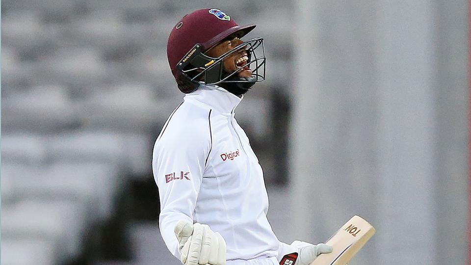 West Indies registered their first Test win in England since 2000 and they chased down 322 in the Leeds game to level the series 1-1.