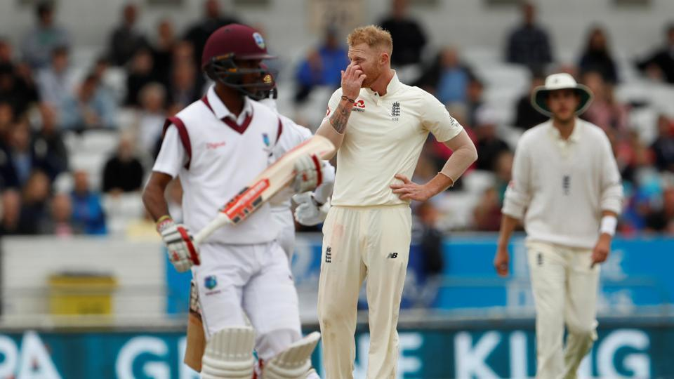 Brathwaite neared a ton as England wilted under pressure. (Action Images via Reuters)