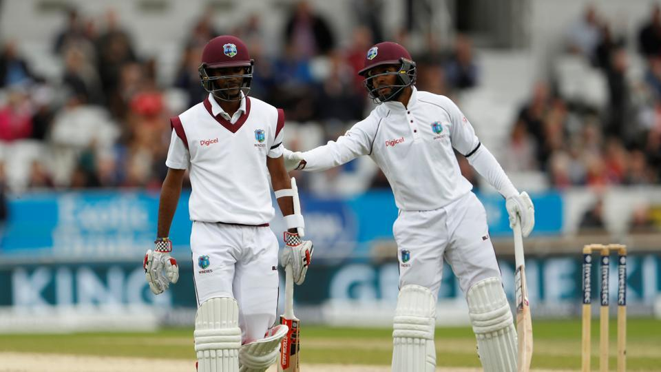Brathwaite was dismissed for 95 but it summed up a great match for the opener who smashed 142 in the first innings. (Action Images via Reuters)