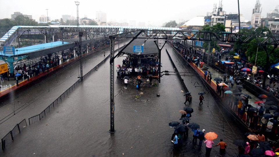Mumbai,Mumbai Rains,Heavy rains in Mumbai