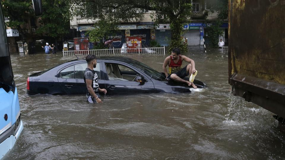 Mumbai Rains,Mumbai News,Mumbai Rains Latest