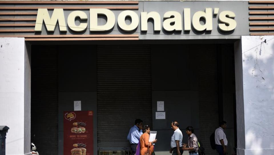 McDonald's,NCLAT,McDonald's franchise