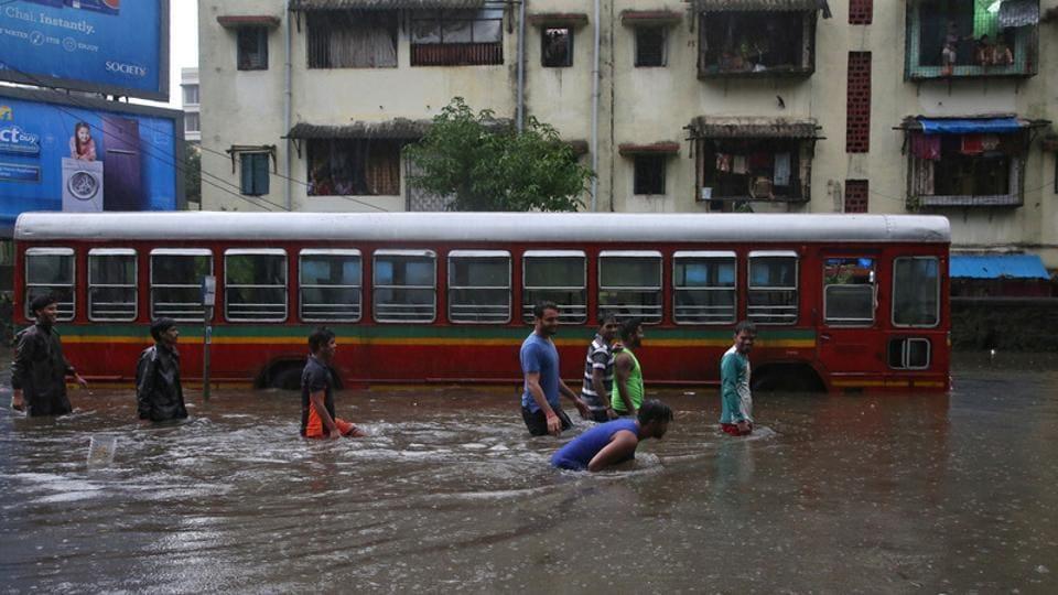 Mumbai rains,Mumbai,Mumbai news