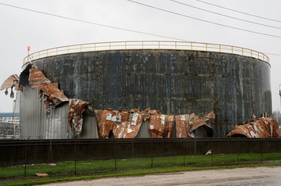 Tropical storm Harvey,US oil refining,Texas