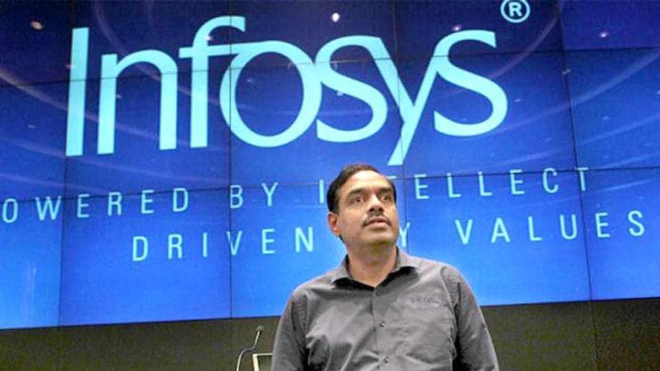 Former chief financial officer of Infosys V Balakrishnan.
