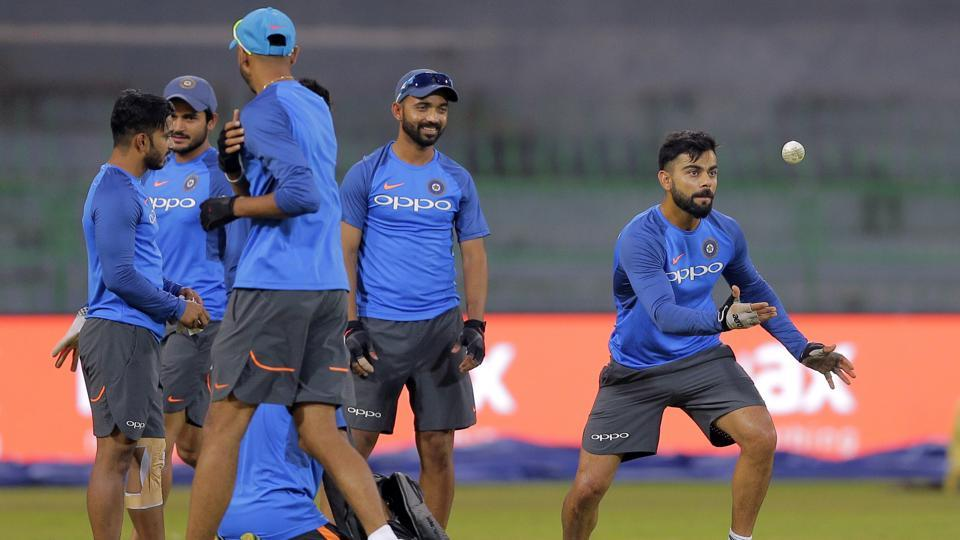 Virat Kohli's main aim would be to give a chance to the likes of Kuldeep Yadav, Manish Pandey, Ajinkya Rahane and Shardul Thakur -- who have only warmed the benches so far. (AP)