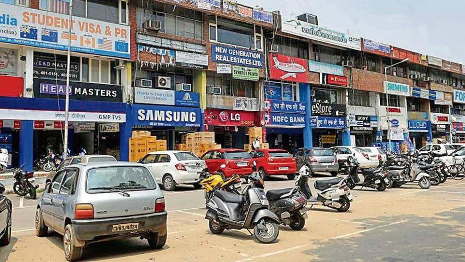 Chandigarh MC,tax on commercial properties,tax hike