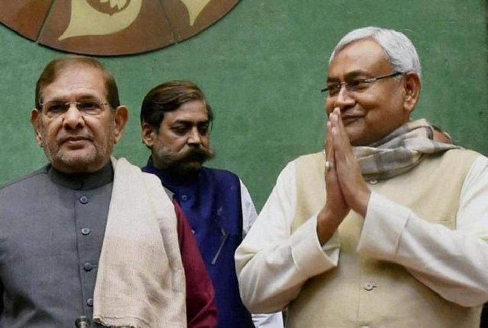Sharad Yadav,Nitish Kumar,JD (U) infighting