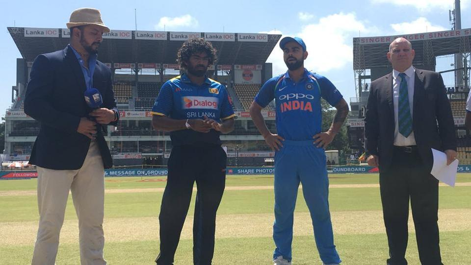 India captain Virat Kohli won the toss and opted to bat.  (Twitter)