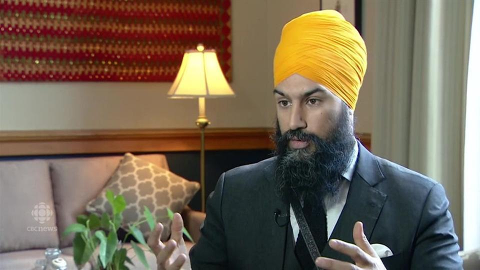 Indo Canadian,Canada,Jagmeet Singh