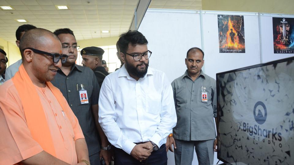 Startups,Uttar Pradesh,Yogi government