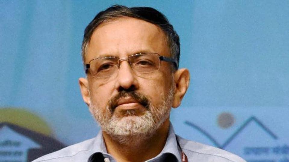 Rajib Gauba,Union Home Secretary,Rajiv Mehrishi