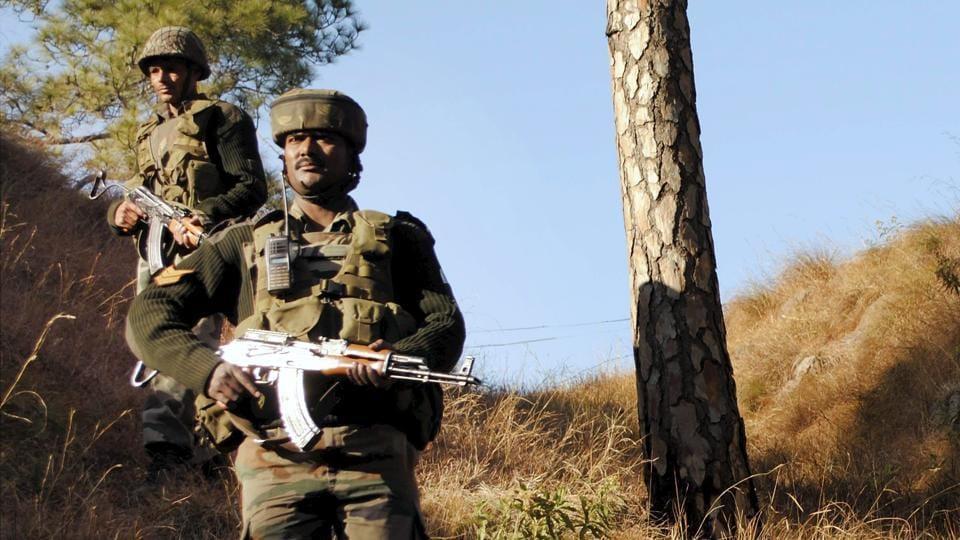 Pakistan,India,Line of Control