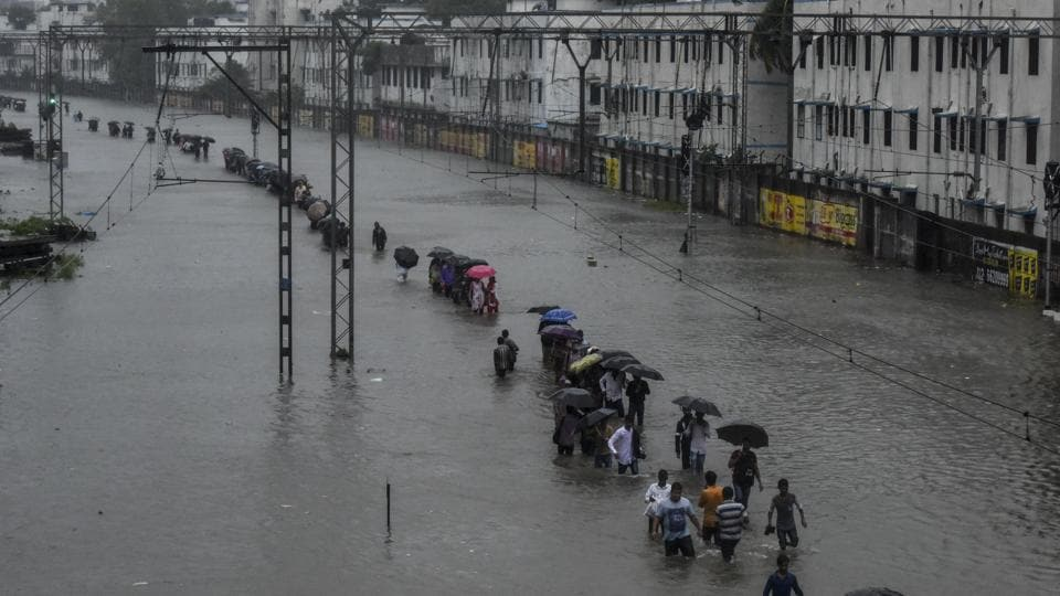 Mumbai floods,Rainfall,Monsoon