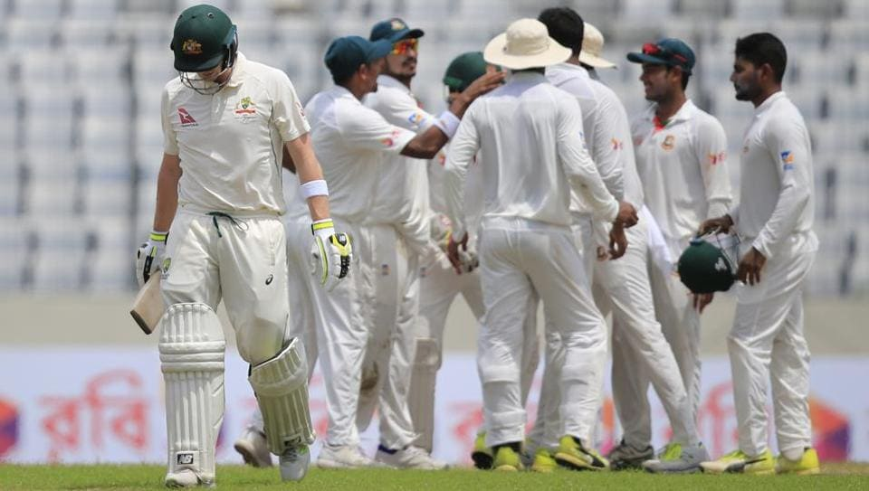 Bangladesh vs Australia,cricket,Dhaka Test