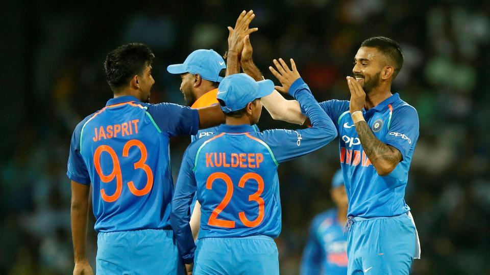 India vs Sri Lanka,IND vs SL,Live cricket score