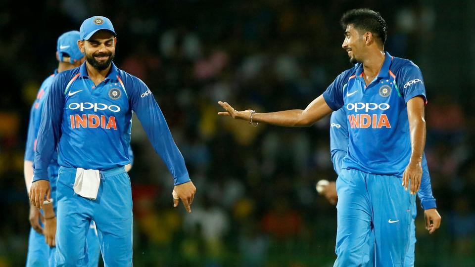 Jasprit Bumrah continued his impressive show in the series, spearheading the Indian attack.  (REUTERS)