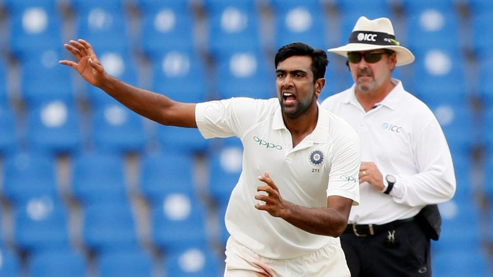 India's Ravichandran Ashwin helped Worcestershire in English county cricket.