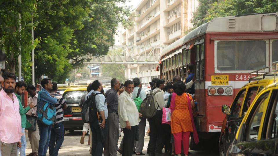 Mumbai,BEST,buses
