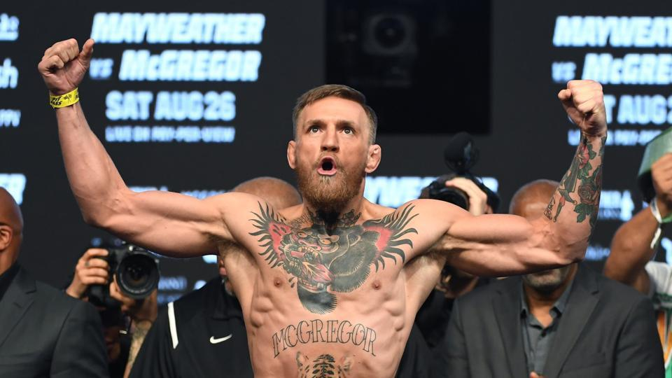 Conor McGregor is on the path to becoming a crossover star too big for the Ultimate Fighting Championship (UFC).