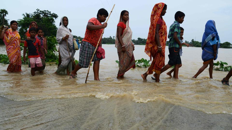 "Heavy rains were ""very likely"" to occur at isolated places over Saurashtra, Kutch and Diu, the IMD said"