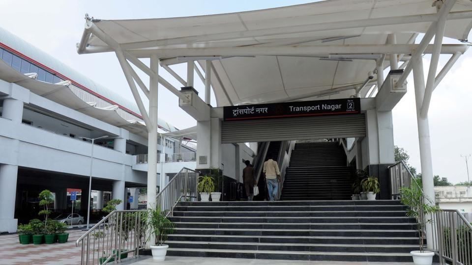 Lucknow metro,Better connectivity,LMRC