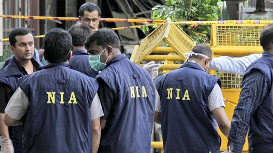 An NIA chargesheet said members of a module visited various border areas in India in a bid to go abroad to join the Islamic State.