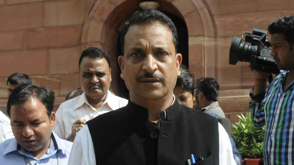 Stage set for Cabinet reshuffle, Rajiv Pratap Rudy on his way out