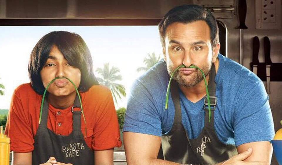 Chef trailer,Saif Ali Khan,Chandan Roy Sanyal
