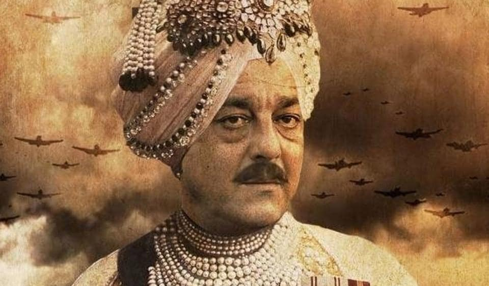 Sanjay Dutt,Omung Kumar,The Good Maharaja
