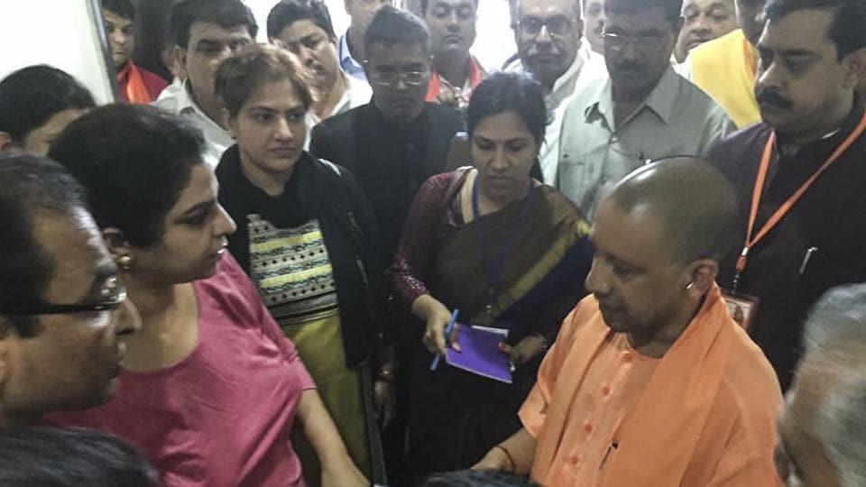 yogi adityanath,Uttar Pradesh,Ghaziabad
